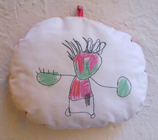 Dibujos infantiles bordados xutchill bordados y for Bordados personalizados madrid