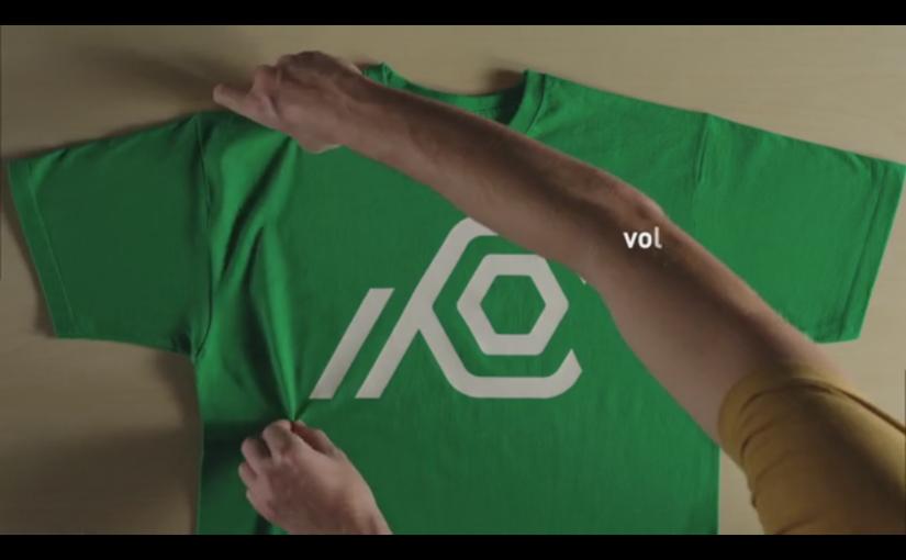 Estampación en camisetas vinilo publicidad