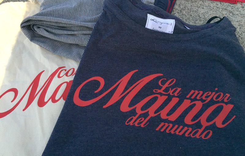 Bolsa y pijama personalizados en estampaci n xutchill for Bordados personalizados madrid