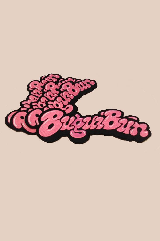 Parches bordados para Buguibun